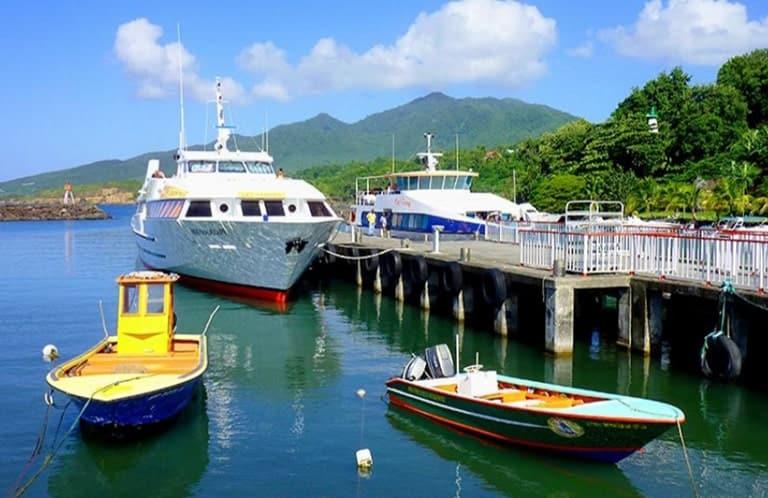Ports de plaisance en Guadeloupe