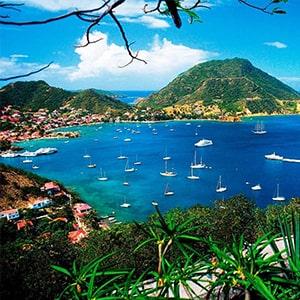 Service de transport pour touristes en Guadeloupe