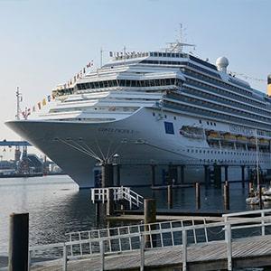 Transfert avec marina, gares maritimes et ports en taxi sur l'île de la Guadeloupe