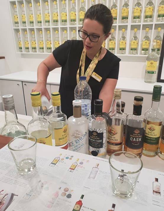 Visite des distillerie et fabrique de rhum de Guadeloupe en Taxi