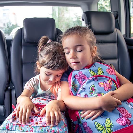 Service de transport scolaire en Taxi dans toute la Guadeloupe